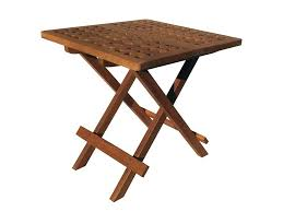 Garden Coffee Table Folding Side Table Hardwood Garden Coffee Table Home Garden