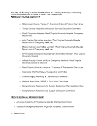 Physician Assistant Student Resume Resume Pa