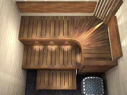 northern lights sauna parts sento c1 sauna benches