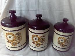 uncategories antique kitchen canisters yellow kitchen canister