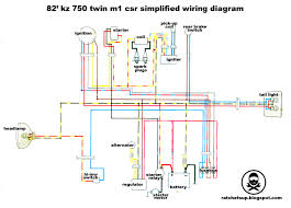 ratchets up simplified 82 u0027 kz 750 twin csr wiring diagram