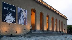bureau vall馥 amiens gothenburg museum facade gothenburg