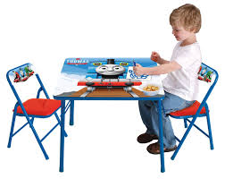 thomas the train activity table and chairs thomas friends activity table set amazon ca toys games