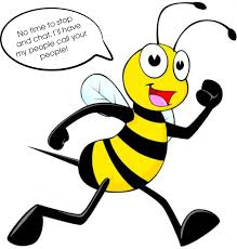 bee clipart working bee clipart clipartxtras