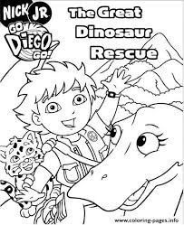 nick jr diego s9410 coloring pages printable