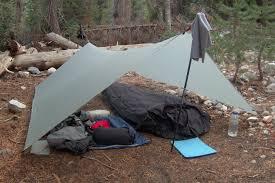gear list backpacking tarp u0026 bivy ultralight minimalism