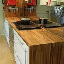 le chene cuisine plan de travail chene brun ambiance cuisine cuisine