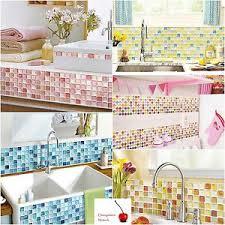 kitchen wallpaper backsplash bathroom kitchen wall decor 3d stickers backsplash wallpaper peel