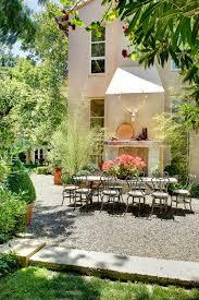 patio landscape design u2013 cost effective pea gravel patio ideas
