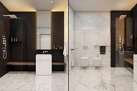 Modern Marble Bathroom Wall Texture Geometric Interior Textures Modern