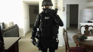 Halloween Costume Gas Mask Swat Uniform Review 4 Gas Mask