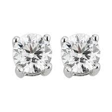 diamond stud earrings uk 45 cost of 1 carat diamond earrings 1 carat stud diamond earrings