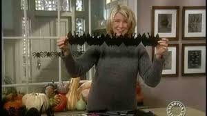 Halloween Garland Video How To Make A Spooky Halloween Garland Martha Stewart