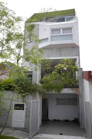 Green Home Design News by Tiered Open Spaces In The Interior Of A Multi Storey House In