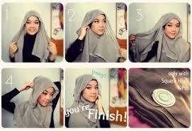 tutorial hijab pashmina tanpa dalaman ninja tutorial hijab segi empat cantik tanpa dalaman atau ciput