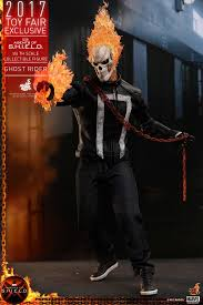 ghost rider mask costume toys reveals agents of shield u0027s ghost rider figure superherohype
