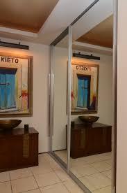 Installing Sliding Mirror Closet Doors by Images About Closet Door Ideas On Pinterest Sliding Doors And