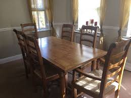 dining table and chairs gumtree glasgow dining dining room table