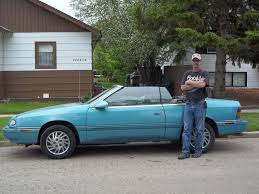 chrysler lebaron 1994 chrysler lebaron specs and photos strongauto