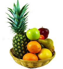 fruit basket sensational fruit basket avas flowers
