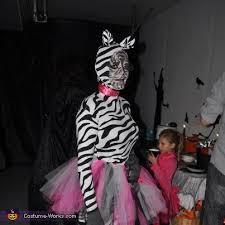 zoo keeper and zebra couples costume photo 2 2