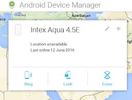 android device manager location unavailable how to lock track lost smartphone remotely erase all data