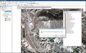 Uccs Map Lab Four Gps And Gis Using Control Points Collected In The