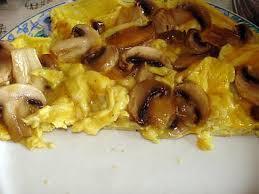 cuisiner cepes frais recette d omelette aux chignons frais