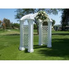wedding arches and arbors wedding arch arbor rental
