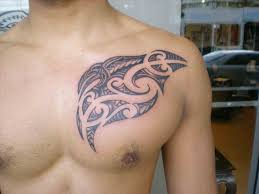 chest simple chest tattoos for freedom of your