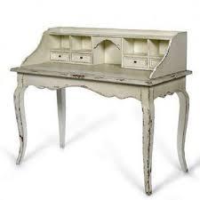 antique white french secretary desk polyvore