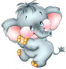 cute cartoon elephant free png picture gallery yopriceville
