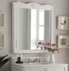 34 Bathroom Vanity Cabinet Antique White Daleville Bath Vanity U0026 Mirror Hf081aw Mir Antique