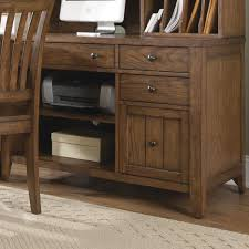 computer desk and credenza liberty furniture hearthstone 382 ho121 computer credenza with