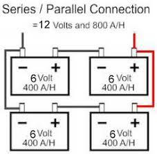 batteries series wiringweerv com