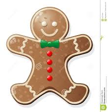 gingerbread man cookie stock vector image of symbolic 21571020
