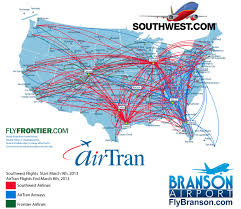 South West Flights by Swa Route Map Within Southwest Airlines Flight Southwest