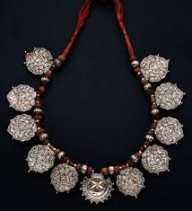 silver necklace from india images 22 best oxidized silver jewelry images tribal jpg