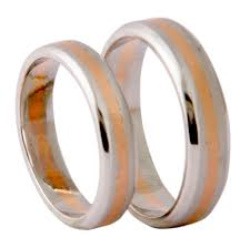 ring plain plain platinum gold rings jl pt 402 jewelove