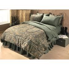 Orange Camo Bed Set Realtree Teal Camo Bedding Camouflage Comforter Sets King Size