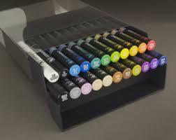12 korean color dong a hexaplus fineliner pens coloring