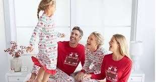 kohl s big savings on matching family pajamas hip2save