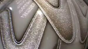 kandy n chrome custom paint silver dollar 64 youtube