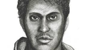 sketch released of man accused of assaulting clerk during robbery
