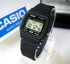 Jam Tangan Casio Diameter Kecil jual jam tangan casio original pria f 91w 3 di lapak jam tangan asli