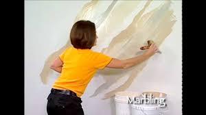 design ideas astounding cream brown rag painting technique walls
