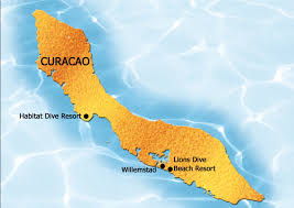 Map Curacao Map Curacao Photo Shared By Molly662 Fans Share Images