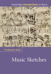 music sketches by friedemann sallis