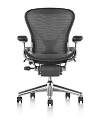 hermanmiller aeron classic chair in graphite the century house