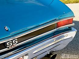 68 chevelle tail lights 1968 chevy chevelle ss rod network